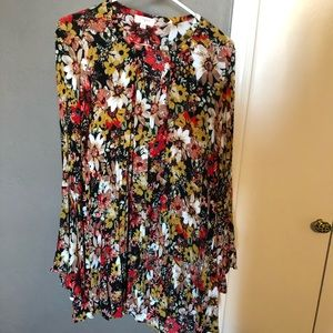 UMGEE Floral Tunic- medium